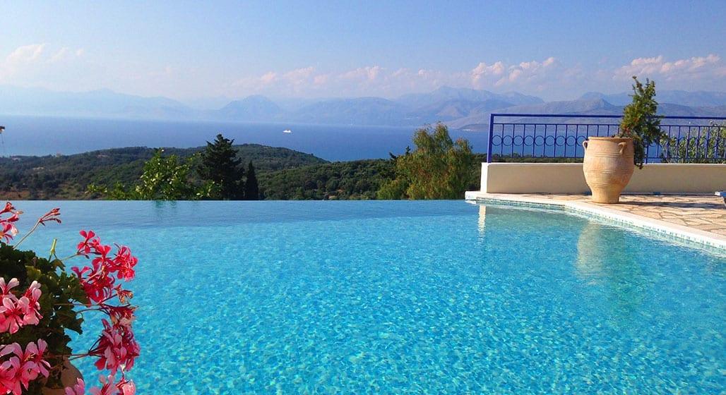 Villa Julia Kassioppi Corfu