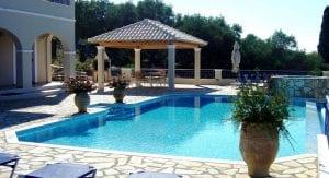Holiday Villa Kassioppi Corfu