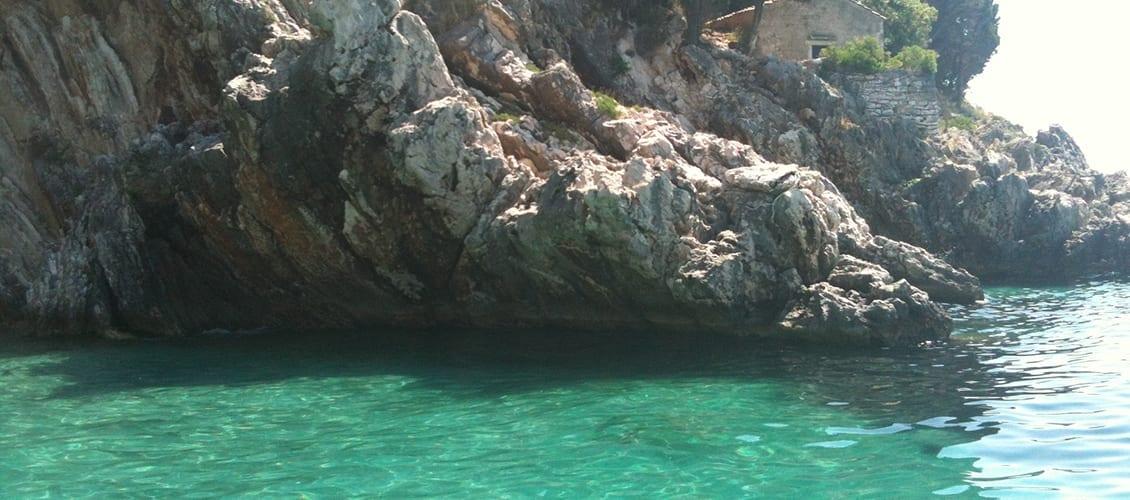 Kassiopi Ocean scenery