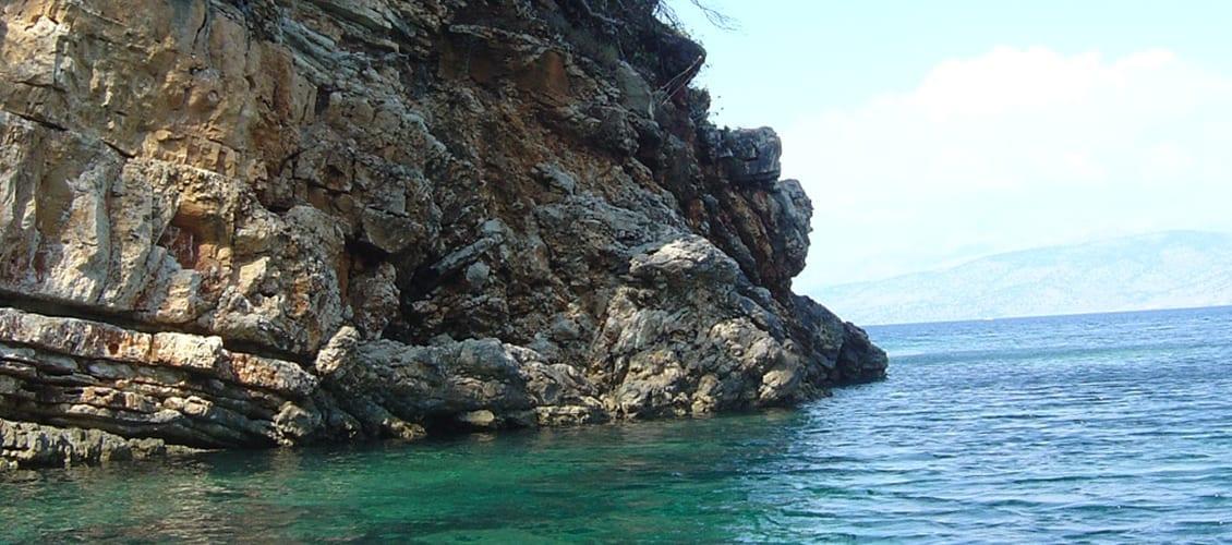 Luxury Corfu Villa Ocean Views