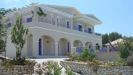 Luxury Corfu Villas in Kassiopi