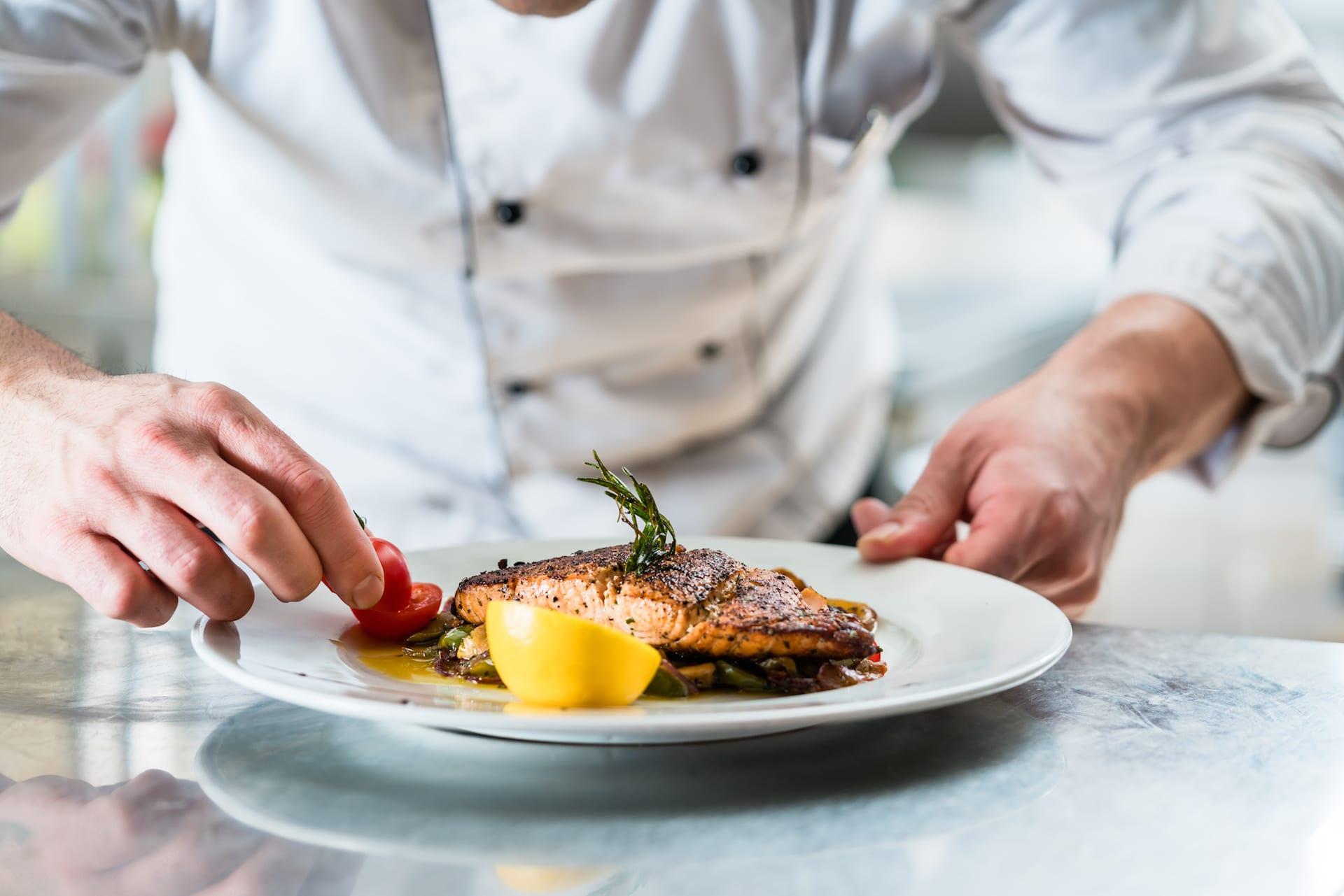 private chef corfu villas